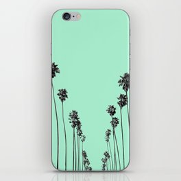 Palm Trees 9 iPhone Skin