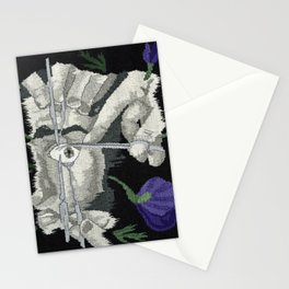Theatre Of The Grotesque No. 1 Stationery Cards