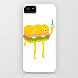 Foot Long iPhone Case