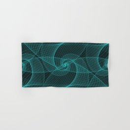 The Great Spiraling Unknown Hand & Bath Towel