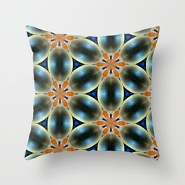 Funky Contrast Throw Pillow