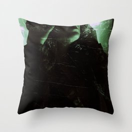 Suicide Witch in Critique I Throw Pillow
