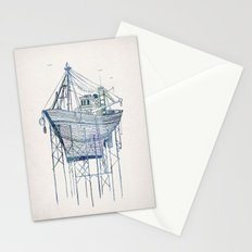 Dry Dock I Stationery Cards