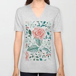 Rosé Unisex V-Neck