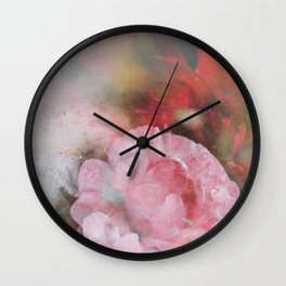 FLORES Wall Clock