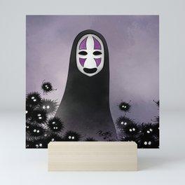 Sans Visage Mini Art Print