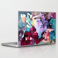 steven universe Laptop & iPad Skins featuring Steven Universe by Gabriela Zurda