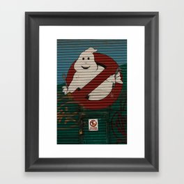 Mechanical Trouble-Busters Framed Art Print