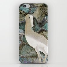 ITS YOU AND ME BABE iPhone & iPod Skin