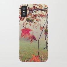 Autumn Dreams Slim Case iPhone X