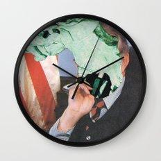 Paul O. Ticks Wall Clock