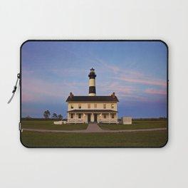 Bodie Island Lighthouse at Sunset Laptop Sleeve