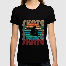 Skaters - skateboard, halfpipe T-shirt