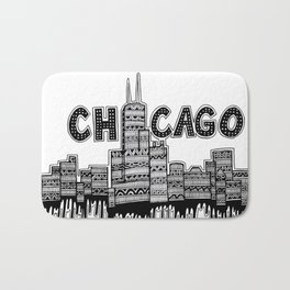 Chicago Bath Mat