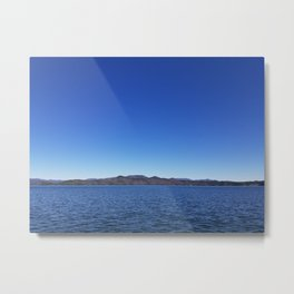 Lake jocassee Metal Print
