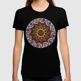 Inner Light Mandala - מנדלה אור פנימי T-shirt