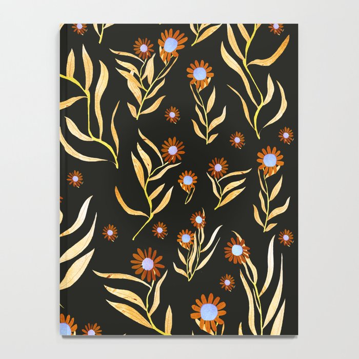 gold nature Notebook