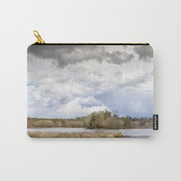 Stormy Light Carry-All Pouch