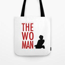Irene Adler, The Woman - Sherlock Holmes Tote Bag