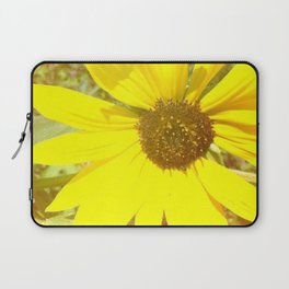 sunflower beauty  Laptop Sleeve