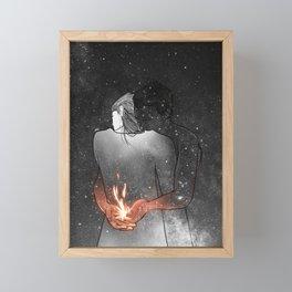 I would light you up. Framed Mini Art Print