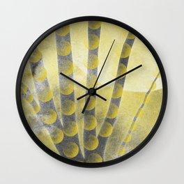 ANCIENT FUTURES Wall Clock