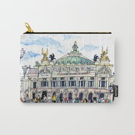 Palais Garnier, Paris Carry-All Pouch