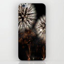 Bokeh Sparkle (Fireworks) iPhone Skin