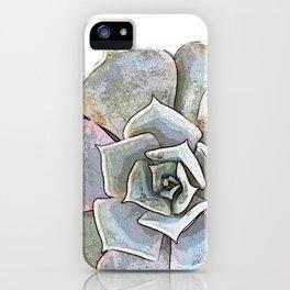 Succulent N.3 iPhone Case