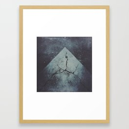 Northern Light Framed Art Print