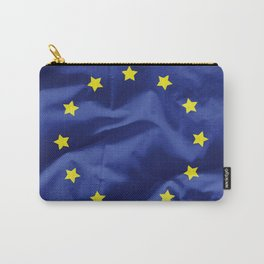 European union flag Carry-All Pouch