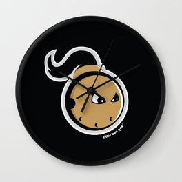 Central Florida Bombs Wall Clock