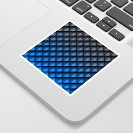 Draco Blue Sticker