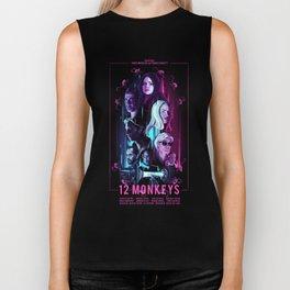 12 Monkeys Biker Tank