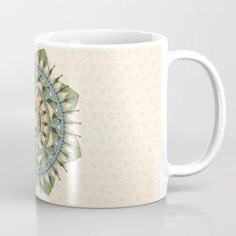Mandala of Giraffes Coffee Mug