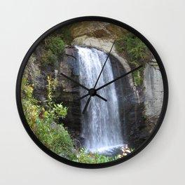 Waterfall #56 Wall Clock