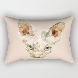 Hey Kitty! Rectangular Pillow