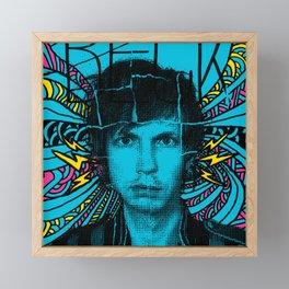 Beck Hell Yes Framed Mini Art Print