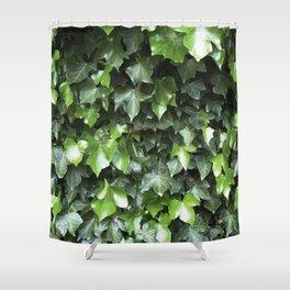 Evergreen Ivy Shower Curtain