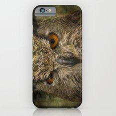 Grumpy Owl iPhone 6s Slim Case