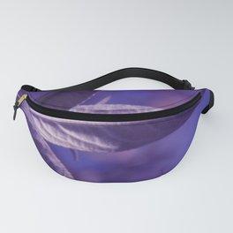 little branch - impression in violet Fanny Pack