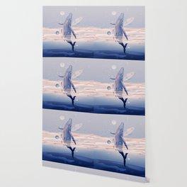 Whale dream Wallpaper
