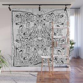 Kamasutra Wall Mural