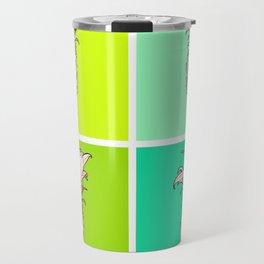 Pineapple - Ananas Arising Popcolors Travel Mug