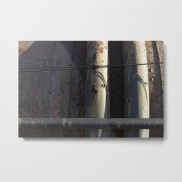 Bethlehem Steel 4 Metal Print