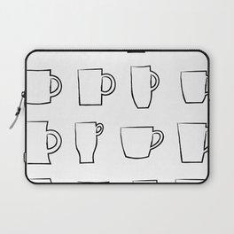 Mug Assortment Laptop Sleeve