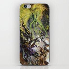 DROW VS FLAYER iPhone Skin