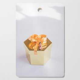 The Gift - Fine Art Print Cutting Board