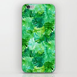 Welcome to the Jungle Palm iPhone Skin