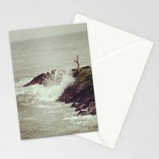 Fisherwoman Stationery Cards
